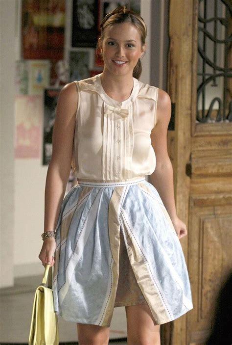 Get The Look Gossip Fashion Blair Waldorf by Get The Look Blair Waldorf De Gossip Siempre