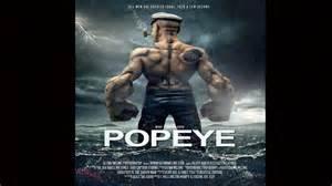 Popeye Movie by Popeye Movie Trailer
