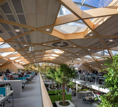 Landscape Architect Uk Wwf Living Planet Centre Grant Associates