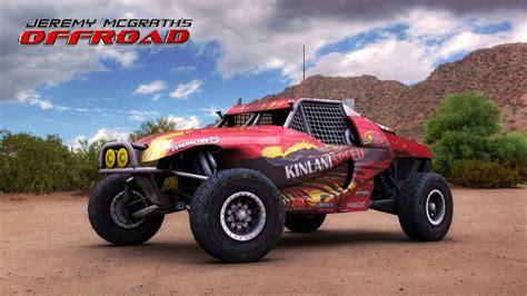 baja buggy jeremy mcgrath s offroad 2xl games