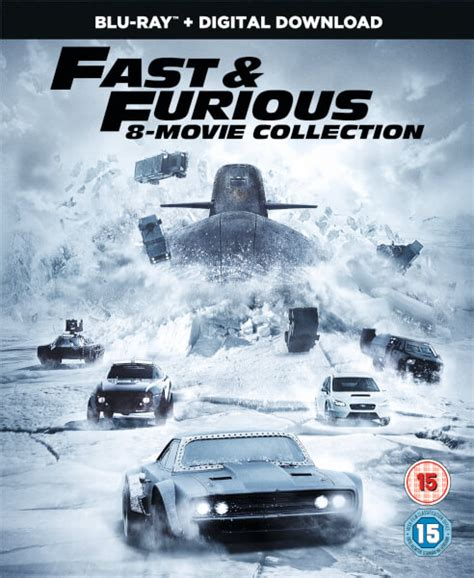 reliance home videos fast and furious 8 fast furious 8 film collection digital download blu