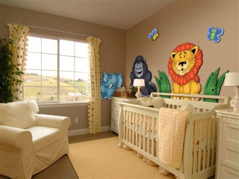 How To Decorate A Nursery How To Decorate A Nursery Bedroom