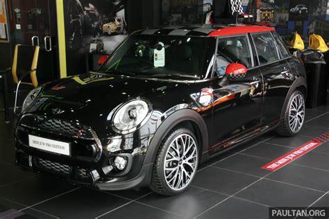 Pasaran Mini 4 galeri mini jcw pro edition kini di auto bavaria