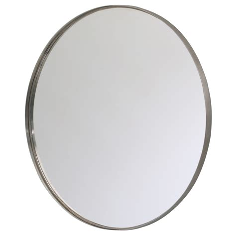 Cermin Oval Harvest Mirror White don t worry about it comics