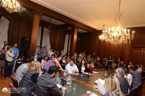 ayuda escolar 2016 buenos aires la legislatura porte 241 a debate una ley para evitar el acoso
