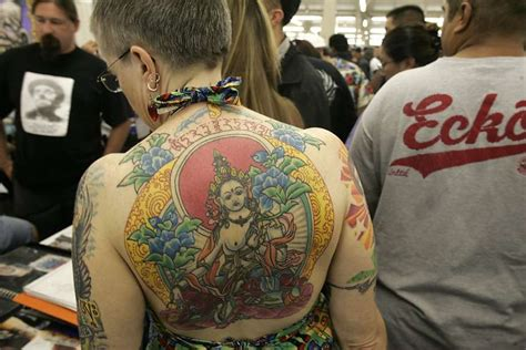 tattoo body art expo san francisco shattering conventions chronicles s f events san