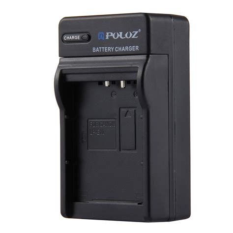 Charger Canon Lp E10 puluz us battery charger for canon lp e10 battery