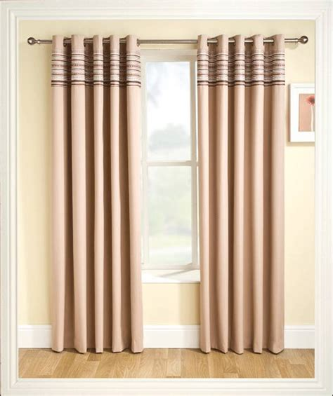 Thermal Back Curtains Siesta Natura Thermal Backed Curtains Net Curtain 2 Curtains