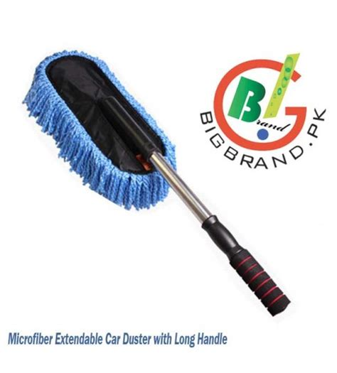 Extendable Duster To 1 Meter handle microfibre car duster brush