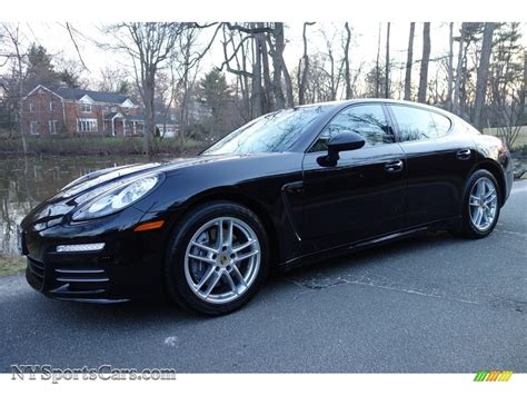 porsche panamera 2016 black 2016 porsche panamera 4 edition in jet black metallic