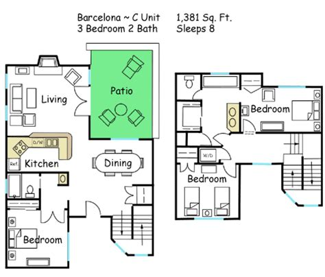 sedona summit resort floor plan sedona summit resort floor plan 28 images sedona