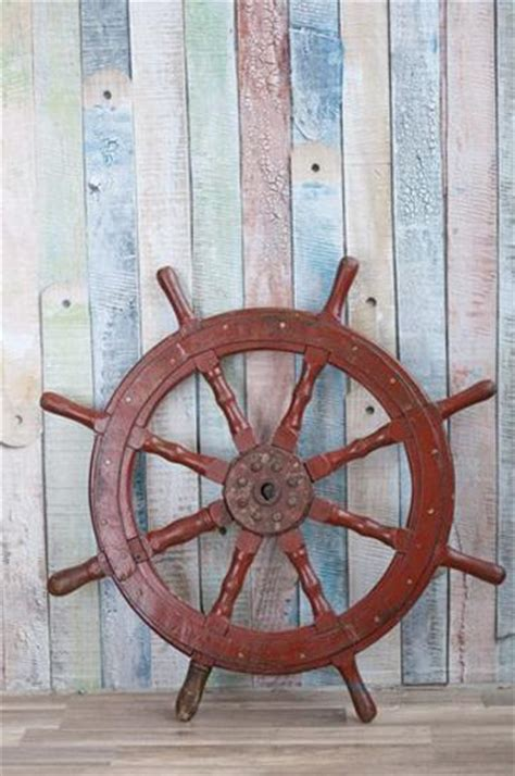 nautical decoration nautical decor ideas enhanced by vintage ship wheels and