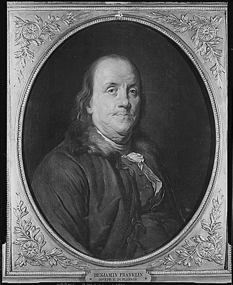 ben franklin the diplomat part 4 of the biography this day in history todaysdocument benjamin franklin