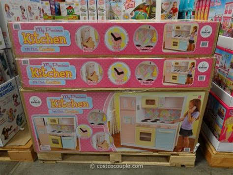 Kitchen Set For Costco by Kidkraft Precious Kitchen