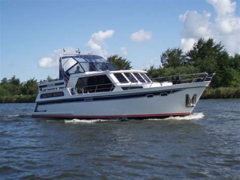 vaarbewijs drachten motorjachten in friesland