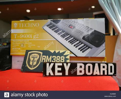 Keyboard Techno Di Malaysia expo 2017 stock photos expo 2017 stock images alamy