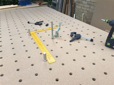 158 Best Images About Multi Function Table Mtf Ned On Pinterest Paulk Workbench Tooling And Mft Drilling Template