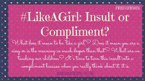 How To Compliment Or Insult A by Likeagirl Insult Or Compliment