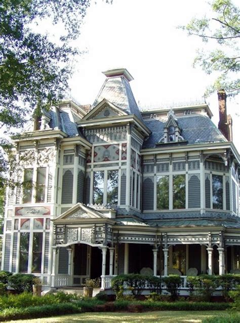 second empire home in macon georgia homes i adore second empire victorian in atlanta georgia victorian