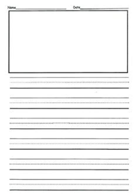 second grade writing paper 2nd grade writing on