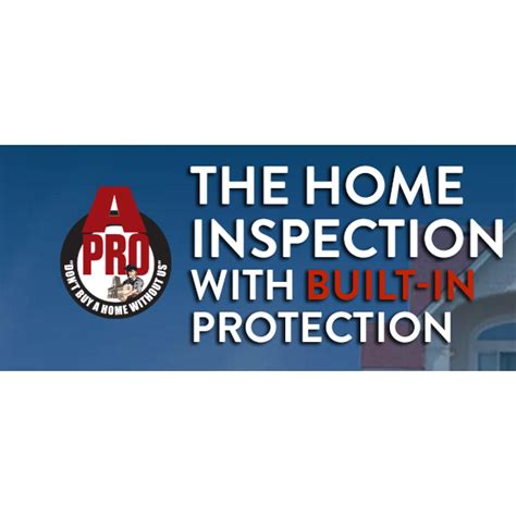 a pro home inspection charles county mo in