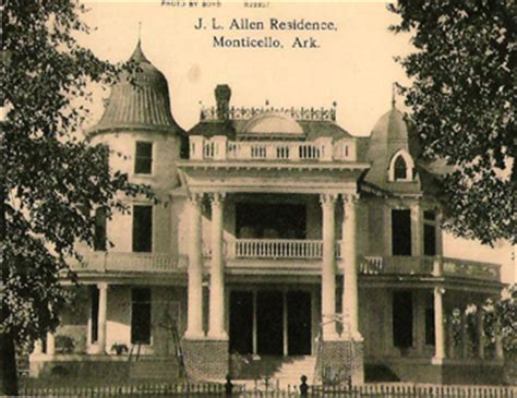 the allen house arkansas urban legends real haunted hotels haunted arkansas
