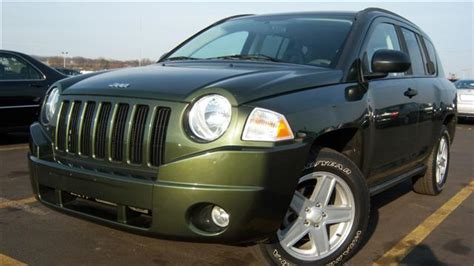 Jeep Compass Used For Sale Used 2007 Jeep Compass Sport Utility 9 990 00