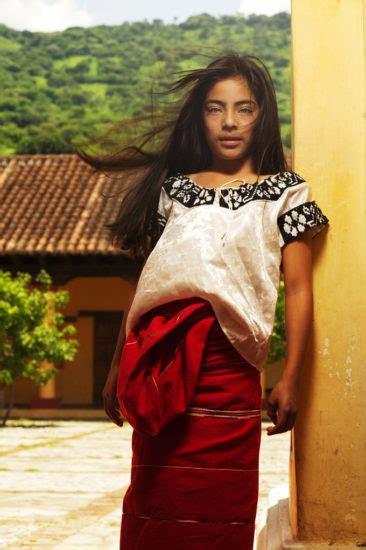 la nina mexicana mas bonita es de chiapas  de la etnia
