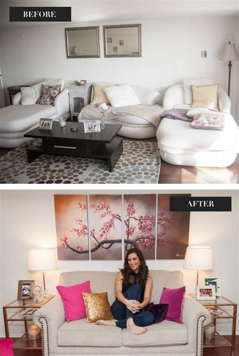 bachelorette pad decor see the amazing before and after photos from this