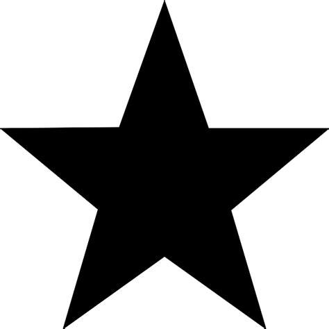 imagenes negras sin fondo s 237 mbolo de estrella negra de favorito iconos gratis de