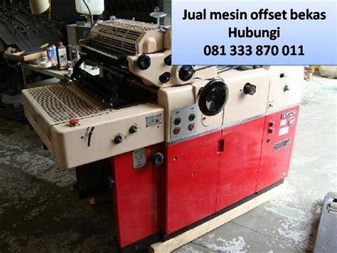 Printer Offset Murah 17 best images about 081 333 870 011 telkomsel mesin offset hamada on banner
