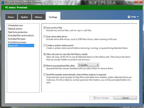 Cctv Offline microsoft security essentials offline update files