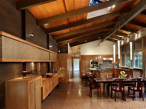 rustic meets modern interior design rustic contemporary