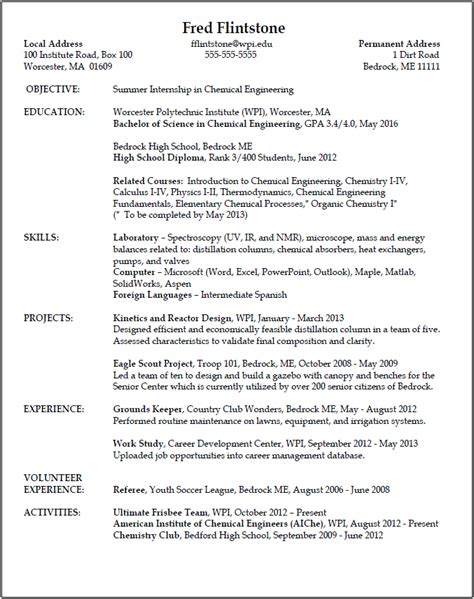 is your resume perfect career development center