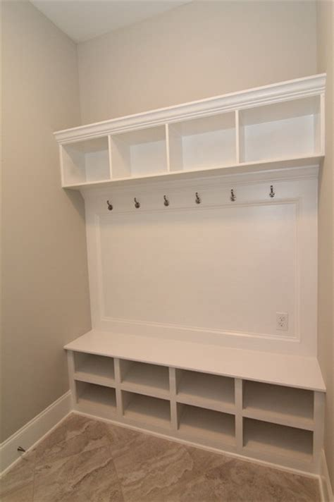 3 car garage mud room drop zone laundry room near master bonus drop zone for the mud room contemporary raleigh by
