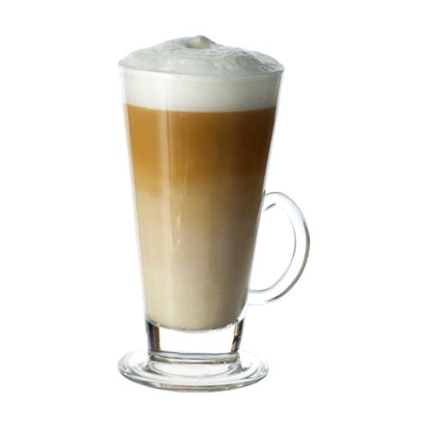 Gelas Latte montana clear glass boston latte glass tableware uk