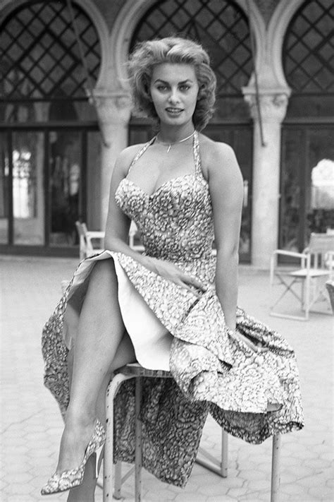 fake cuts clare sophia loren then 1950s and now 2014 matthew s