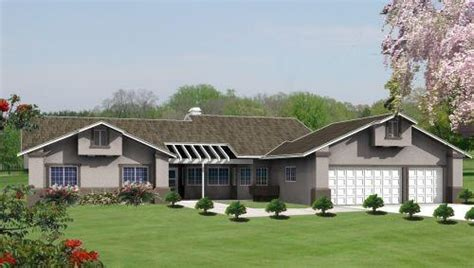 southwestern home plans southwestern style house plans plan 41 790