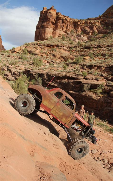 jeep moab truck http image 4wheeloffroad com f off road events moab 2011