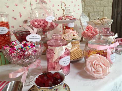 wedding candy table ideas bristol vintage wedding fair sweet pretty weddings and