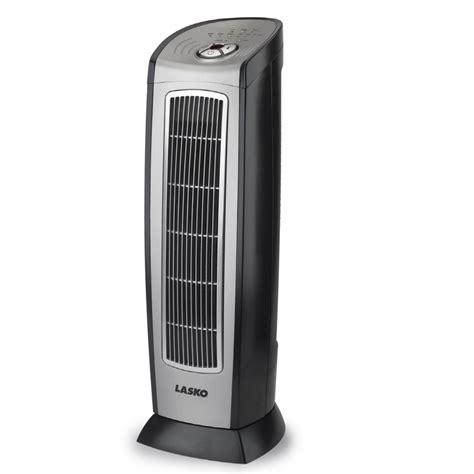 Lowes Heaters Electric Room by Shop Lasko Ceramic Tower Electric Space Heater With