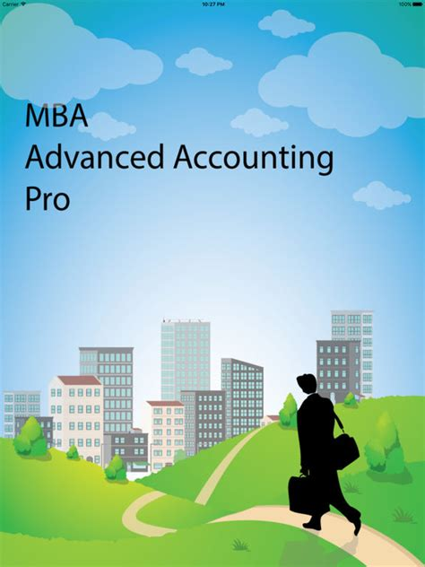 Mba Advanced by App Shopper Mba Accounting Advanced Accounting Finance