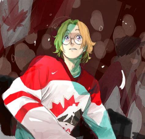 Kaos Anime Canada Knows Hockey 815 best hetalia images on hetalia