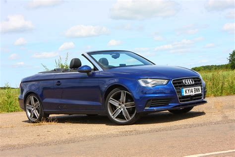 Convertible Cars Audi by The Best Cheap Convertible Cars Parkers