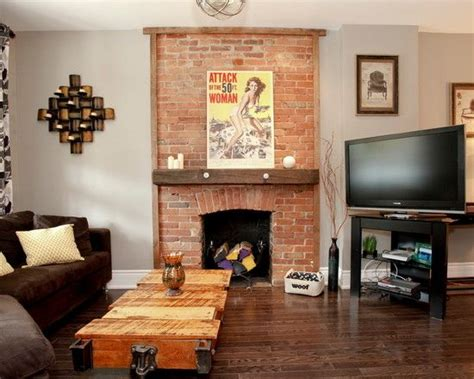 small living room with fireplace ideas brick living room awesome brick fireplace remodel in eclectic living room