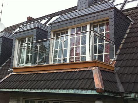 edelstahlgeländer balkon balkon mit edelstahlgel 228 nder und glasf 252 llungen metallbau