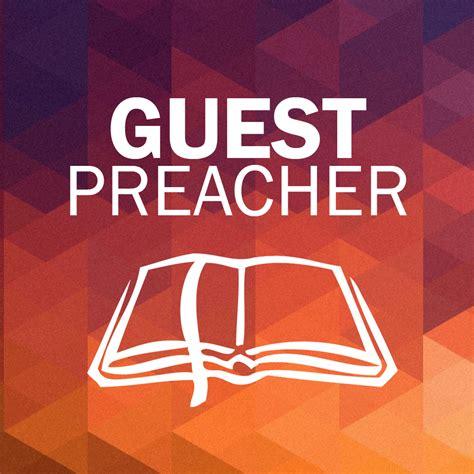 Attractive Episcopal Church Women #1: Guest-preacher.png