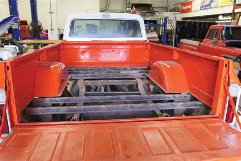 Bed Truck by Bed Wood Options For Chevy C10 And Gmc Trucks Rod