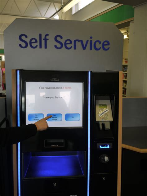 selve serve self serve in libraries a library worker s experience