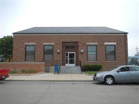 Homewood Post Office by Homewood Illinois Post Office Post Office Freak